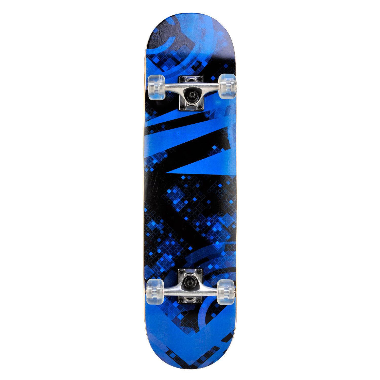 Skateboard Deck Funboard Holzboard komplett 80x20cm Ahornholz Auswahl 9 Motive B
