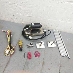 1947-59 Chevy Pickup Truck Wiper Kit w Wiring Harness washer upgrade ez wire