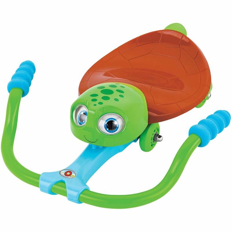 Razor 25059630 Junior Twisti Turtle Mini Riding Toy with Moveable Handlebars
