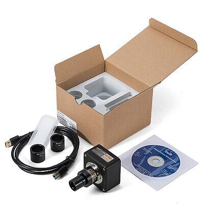 Swiftcam Digital Camera 16mp Usb 3.0 For Microscopes Video Imagecalibration Kit