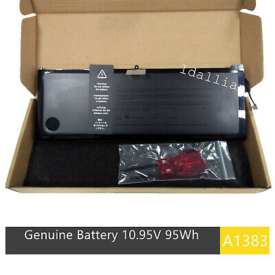 """Genuine A1383 Battery for MacBook Pro 17"""" A1297 2011 MD311/A MC725/A 020-7149-A"""