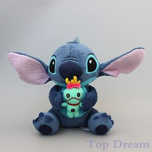 Disney Lilo Stitch with SCRUMP 24cm 9.6