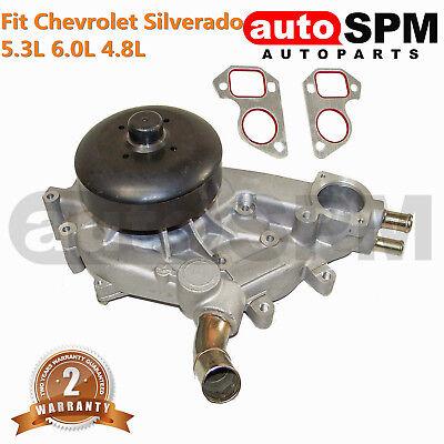 New Water Pump fit 99-03 Chevrolet Silverado 1500 2500 HD OHV 6.0L 5.3L 4.8L