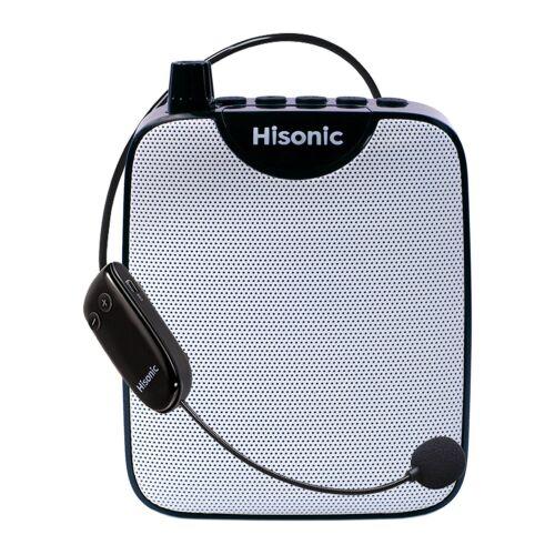 Hisonic HS388U Waistband Voice Amplifier UHF Wireless Headset Microphone 10 Watt