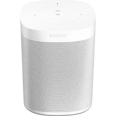 Sonos One Wireless Smart Speaker White