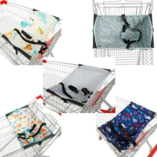 Universal Infant Baby Shopping Cart Hammock Swing Portable Shopping Cart Seat