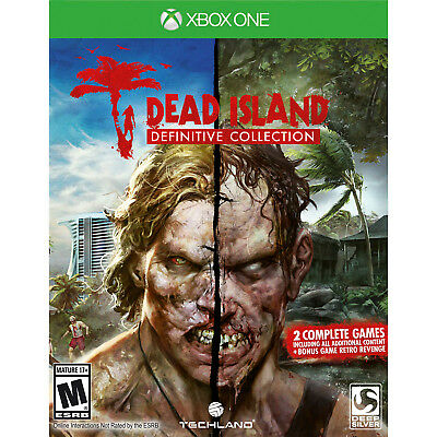 Dead Island: Definitive Collection Xbox One [Brand New]