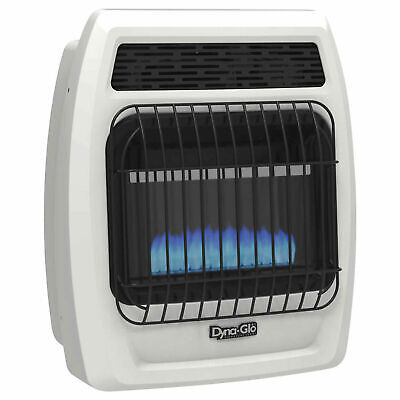 Dyna-glo Bfss10lpt-4p Liquid Propane Blue Flame Vent Free Thermostatic Heater