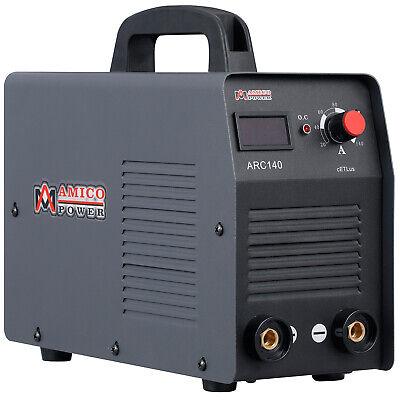 Amico Arc-140 140 Amps Stick Arc Dc Welder 110v Igbt Inverter Welding Machine