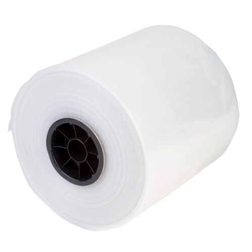 """Hudson Exchange LDPE Poly Tubing, 8"""" Width, 2,4 & 6 mil Available"""