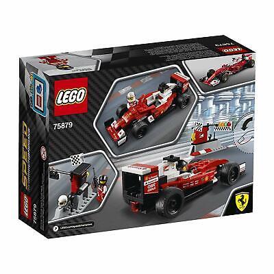LEGO Speed Champions (75879) Scuderia Ferrari SF16-H (Brand New, Factory Sealed)