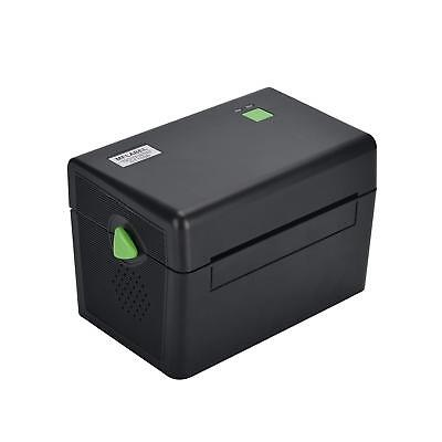 MFLABEL 4x6 Direct Thermal Shipping Label Barcode Printer W/ USB FREE (Direct Thermal Barcode Printer)