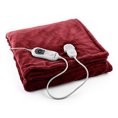 Manta eléctrica calentador cine casa dormitorio antifrío confort sueño descanso
