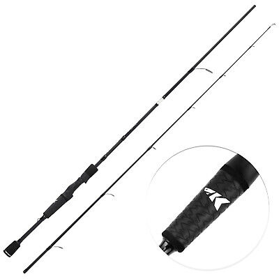 KastKing Crixus IM6 Graphite Fishing Rod Spinning & Casting Rod for All Anglers (Salmon Spinning Rod)