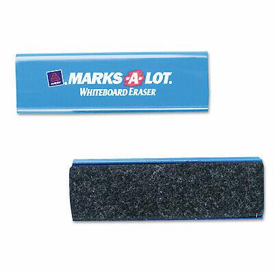 Marks-a-lot Dry Erase Eraser Felt 6 14w X 1 78d X 1 14h 29812
