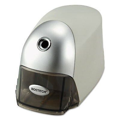 Bostitch Quietsharp Executive Electric Pencil Sharpener Gray Eps8hdgry