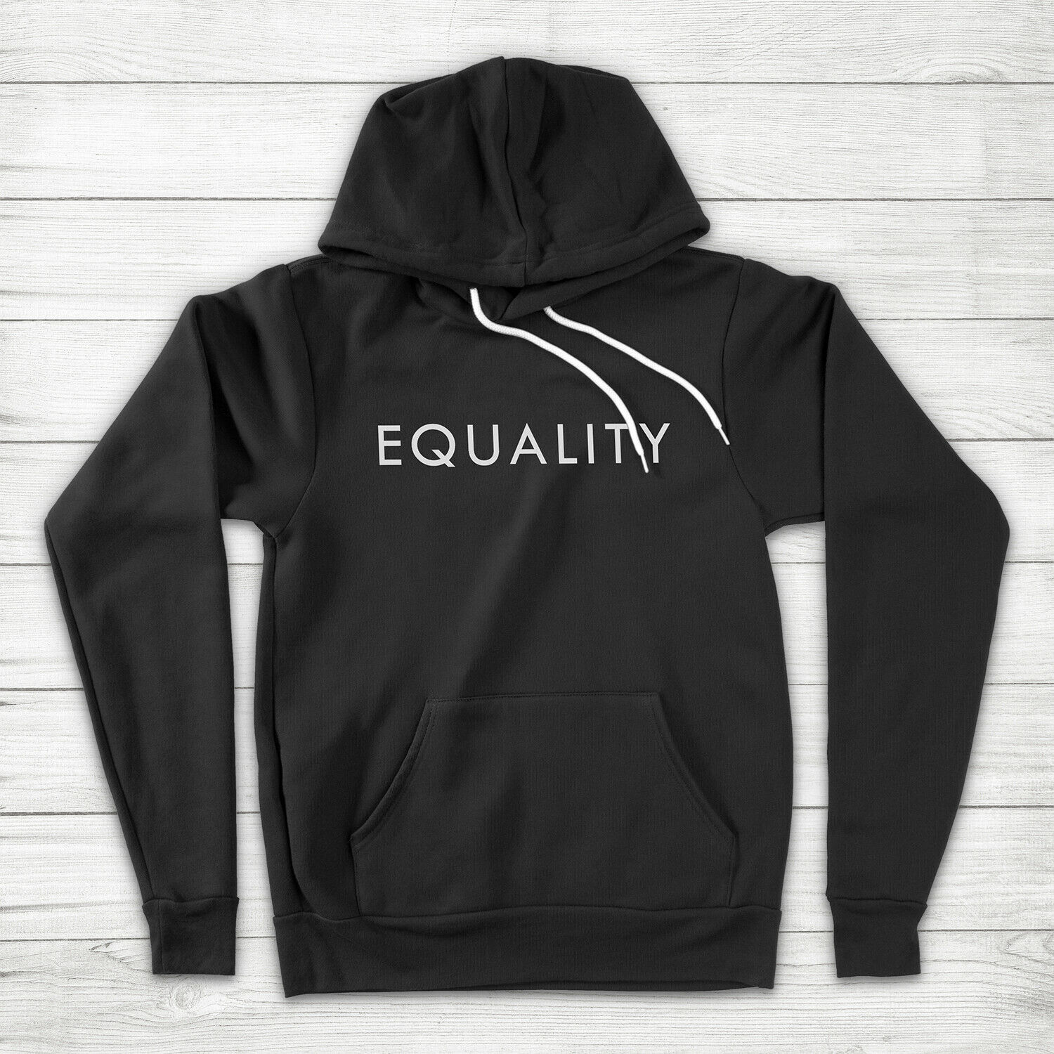 Equality Black Lives Matter LGBTQ Equal Rights Activist Unisex Hoodie Sweater Activewear