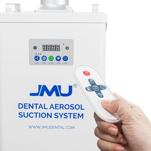 COXO Extraoral Dental Aerosol Suction System Aspirator Dental Vacuum 110V USA