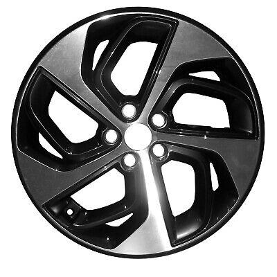 70895 OEM Reconditioned 19x7.5 Aluminum Wheel Fits 2015-18 Hyundai Tucson Oem Aluminum Wheel