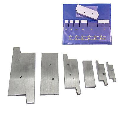 Hfsr 6 Pc 38 - 2-14 Adjustable Parallel Set Precision Parallel Measurement