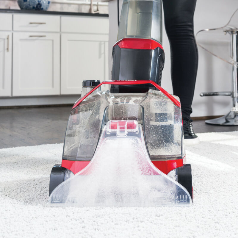 Rug Doctor FlexClean Dual Action Hard Floor and Carpet Cleaner Machine