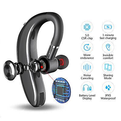 UK Wireless Earphones Bluetooth 5.0 Headset Handsfree Headphones Mini in-Ear