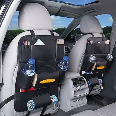 1pc Car Back Seat Multi Pocket Travel Holder Organizer Storage Tidy Bag