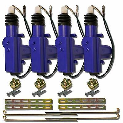 Heavy Duty Universal 12 Volt 360 Degree Power Motor Door Lock Actuator 4