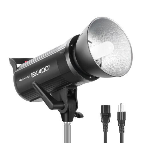 Neewer SK400II Studio Strobe 400W, 2.4G Wireless System GN65 5600K Monolight
