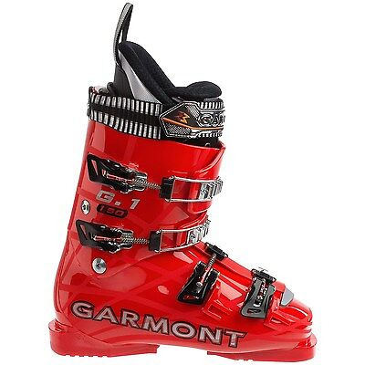 (Garmont G1 150 Alpine Womens Ski Boots, US 6.5, Made in Italy)