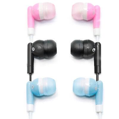 In Ear Stereo Kopfhörer 3,5mm Klinke für Radio / Handy / MP3 / MP4 / iPod  Mp3 Mp4 Stereo Kopfhörer