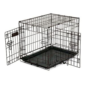 Small puppy crate