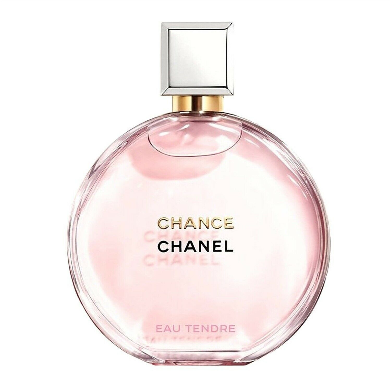 CHANEL CHANCE Eau Tendre edp 100 ml 34 FL oz for women new in a box