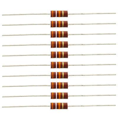 12 Watt Carbon Comp Resistors - 39k Ohm 10 Pack