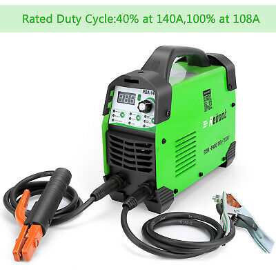 110 220v Igbt Mma Welding Machine Potable Stick Arc Welder Ac Inverter Arc140
