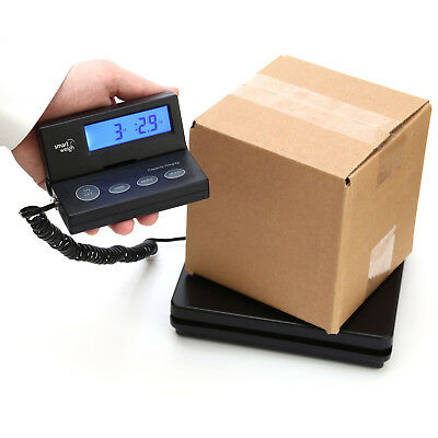 Smart Weigh USPS 110lb x 0.1oz Portable LCD Digital Shipping Postal Scale