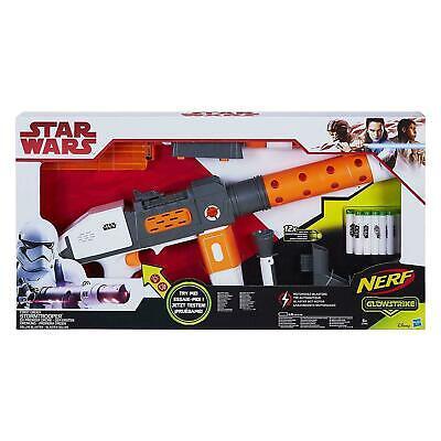 STAR WARS Nerf First Order Stormtrooper Deluxe Blaster C1463