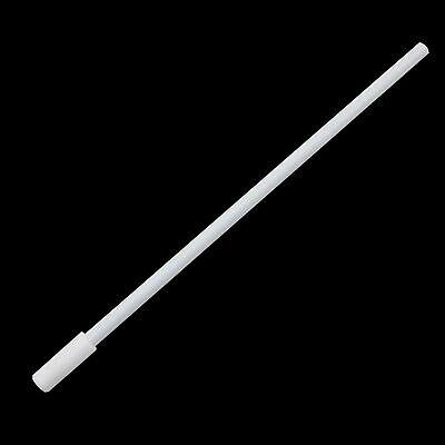 12 Ptfe Magnetic Stir Bar Retriever Rod Pill Coated Steel Core Lab Teflon Mixer