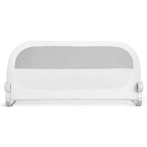Munchkin Sleep Toddler Safety Bed Rail Guard, Fits Twin, Full and Queen, Grey