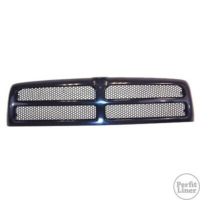 Textured Black Grille For 94-01 Dodge Ram 1500 2500 3500 Pickup Truck New