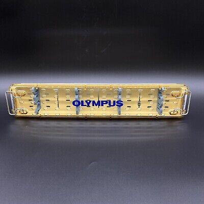 Olympus Wa05990a Autoclavable Sterilization Medical Scope Instrument Tray Case