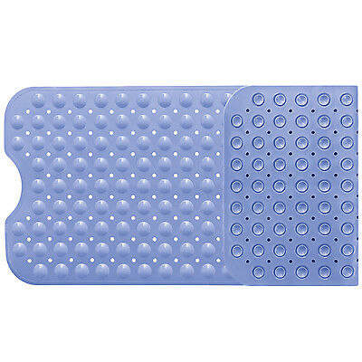 Lifewit Extra Long Bath Tub Bath Mat Non Anti Slip Safety Skid Shower 40*16''