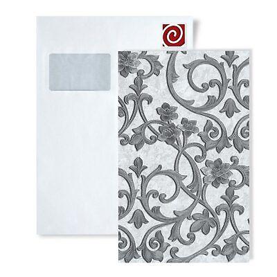 Tapeten Muster EDEM 9016-Serie | Barock Tapete mit floralen Ornamenten