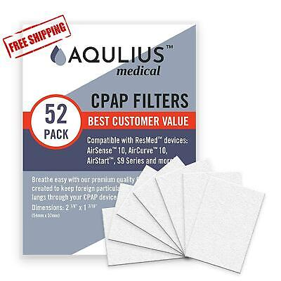 Disposable CPAP Filters ResMed Air 10 Airsense 10 Aircurve 1