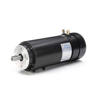Leeson Electric Motor 108458.00 2 Hp 3000 Rpm 24 Volt Dc Vdc 80d Frame