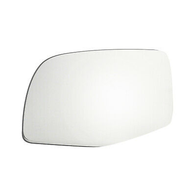 LEFT LH DRIVER SIDE MIRROR GLASS FOR 92-96 F150 F250 F350 BRONCO 90-97 AEROSTAR