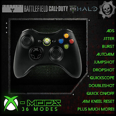 XBOX 360 RAPID FIRE CONTROLLER - BEST MOD ON EBAY!! - ALL CALL OF DUTYS inc BO3 for sale  Shipping to Ireland