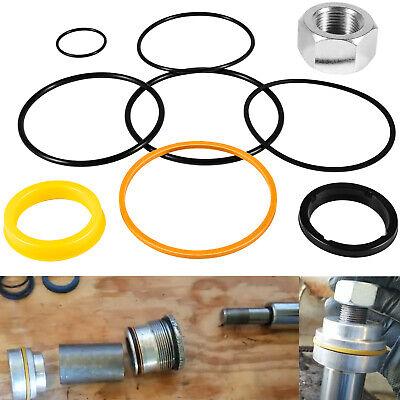 Tilt Hydraulic Cylinder Seal Kit 7135551 For Bobcat Skid Steer Loader 843 853