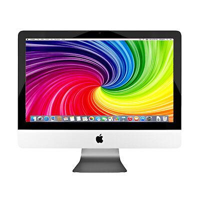 """FAST Apple iMac 21.5"""" - Intel Core i5 2.7GHz - 8GB - 1TB MC812LL/A Desktop A1311"""