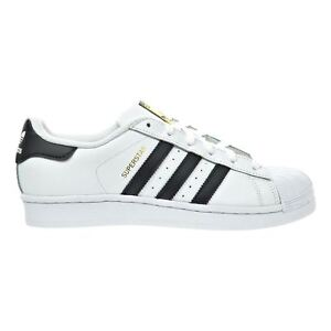 adidas Originals Superstar W Fashion Women s White Sneakers - Size ... 6f635bb9c